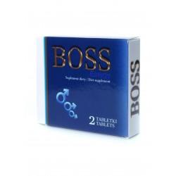 Boss blue Man